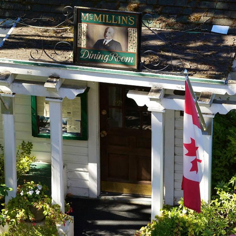 Mcmillin S Dining Room Restaurant