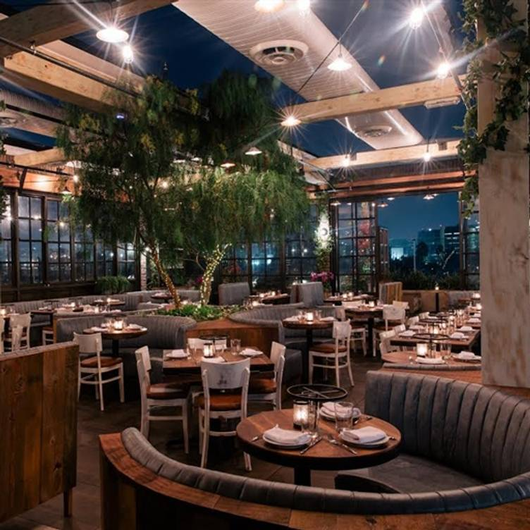 Catch La Restaurant West Hollywood Ca Opentable