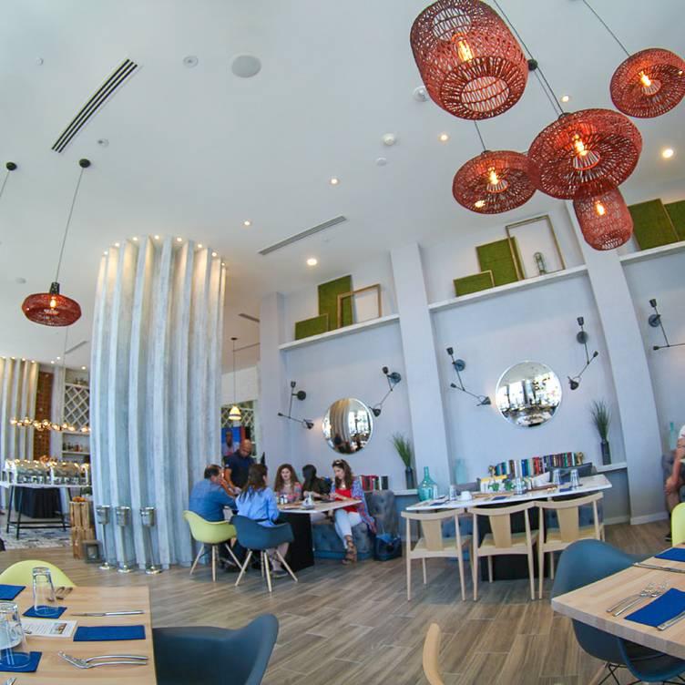 Terrazas Oceanfront Dining Cocktails Restaurant