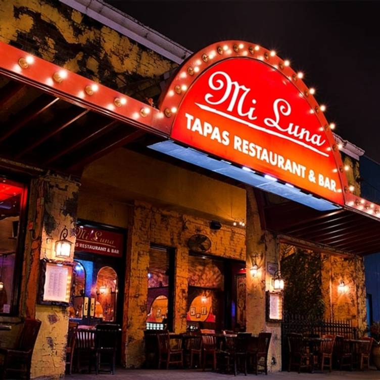 Mi Luna Restaurant Houston Tx Opentable