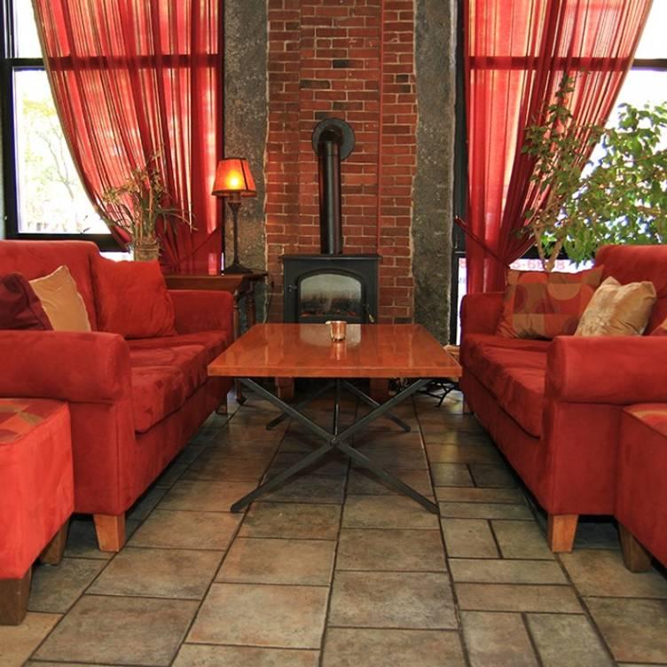 Living Room Restaurant, The Living Room Boston