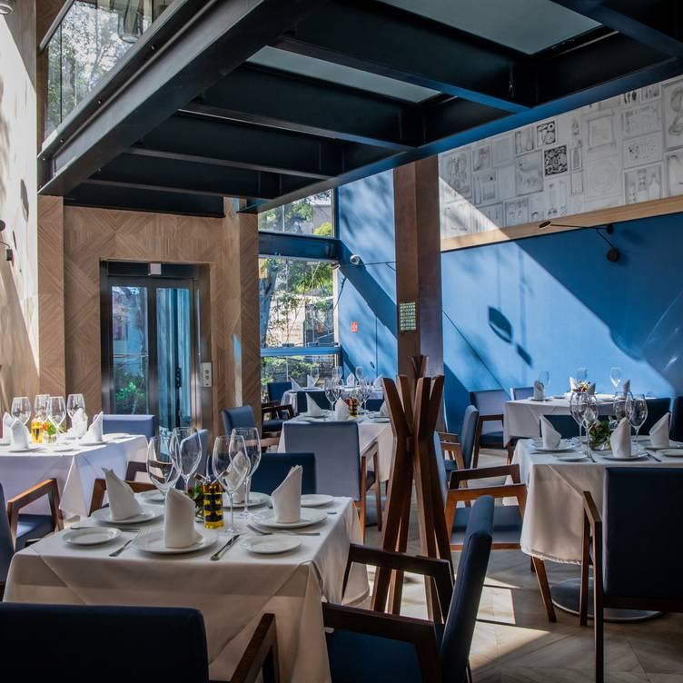 Ajoblanco Restaurant Ciudad De México Cdmx Opentable
