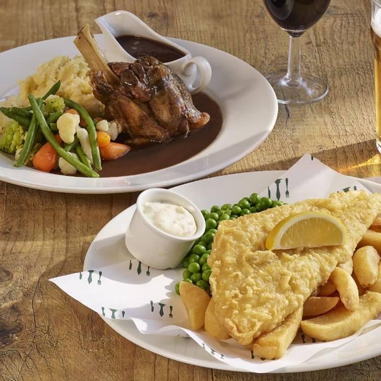 Best Northern Quarter restaurants - English Lounge Manchester