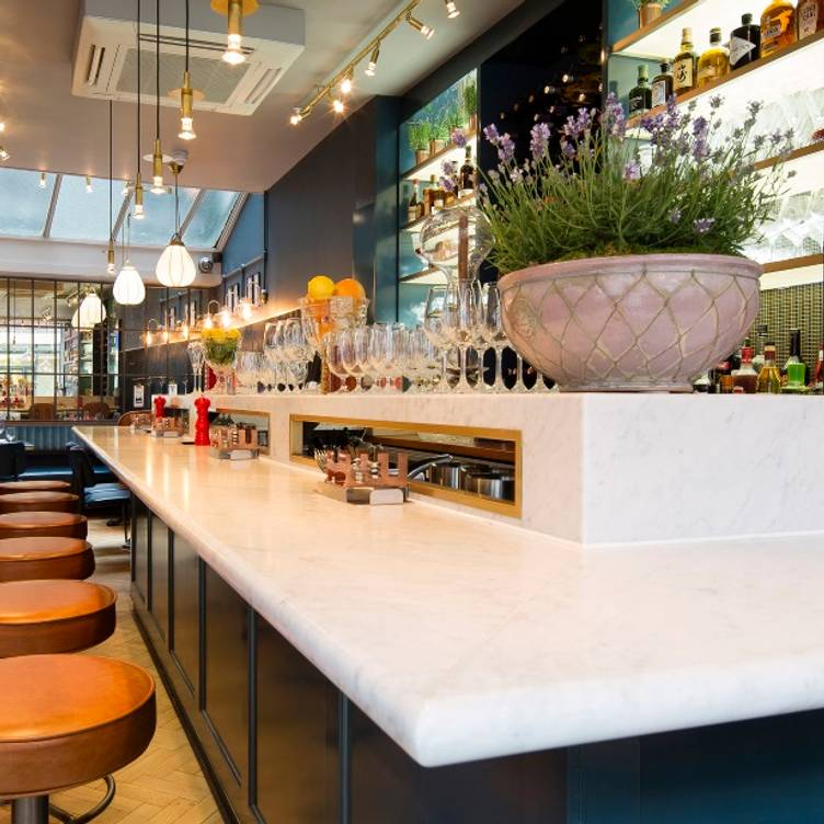 Blandford Comptoir Restaurant London Opentable