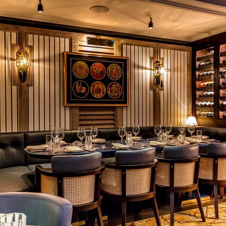 Jamavar Restaurant London Opentable