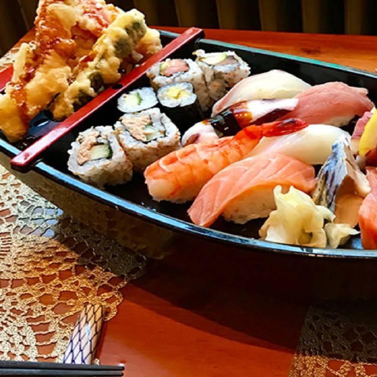 Sushi Buffet Frankfurt
