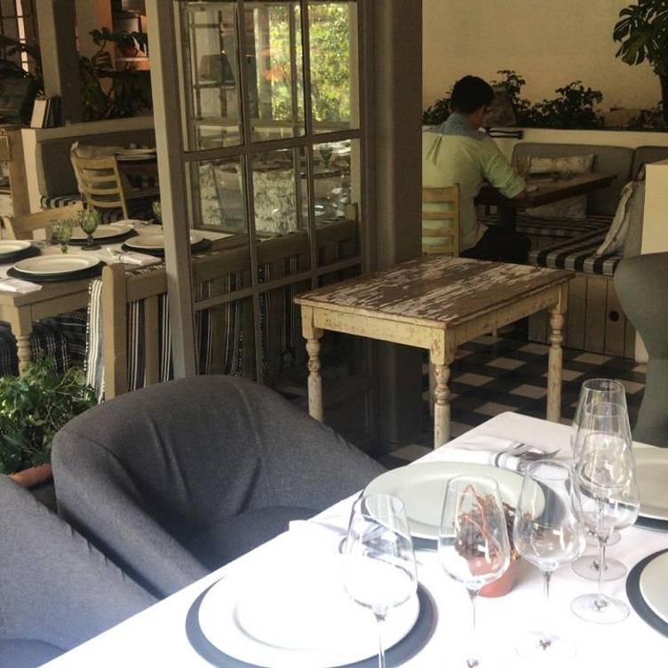 Ivoire Restaurant México Cdmx Opentable