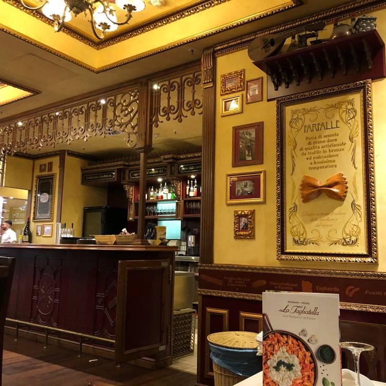 La Tagliatella Frankfurt Skyline Restaurant - Frankfurt am ...