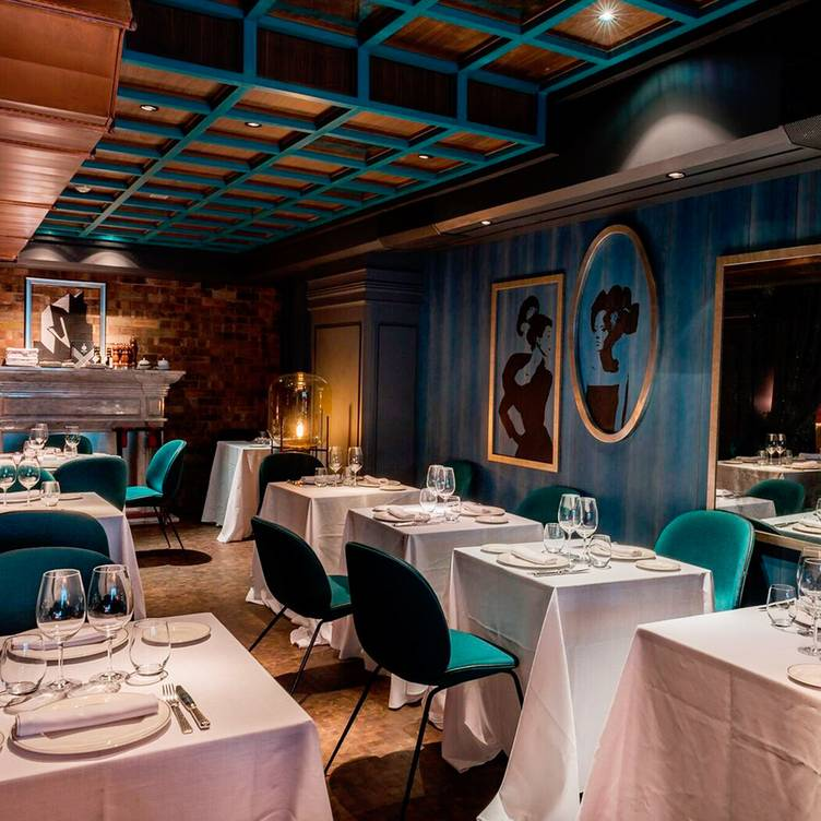 Tatel Madrid Restaurant Madrid Madrid Opentable