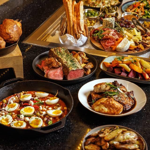 Wilfrid's Restaurant - Fairmont Chateau Laurier