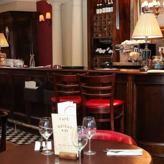 Cafe Rouge Cheltenham