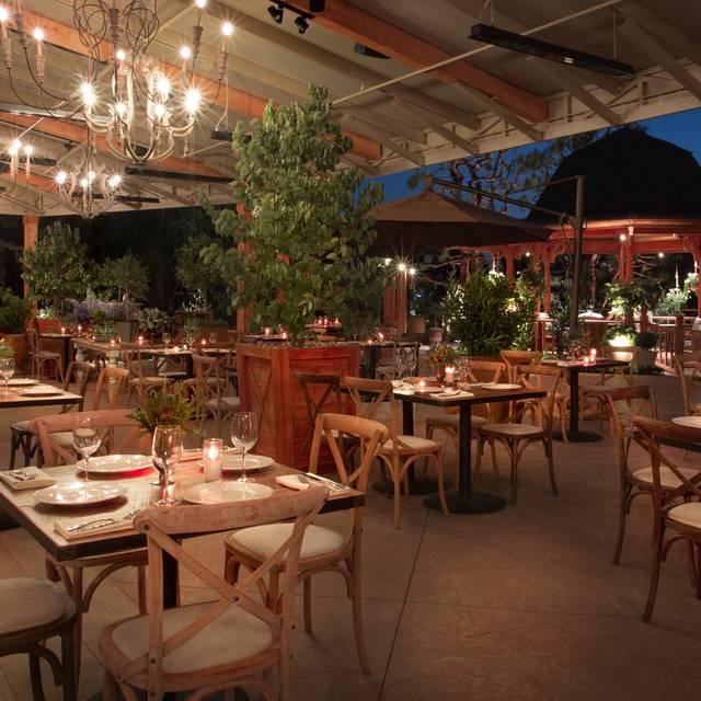 Cafe Jardin At Sherman Gardens: Corona Del Mar İlçesindeki Restoranlar, Chicago / Illinois