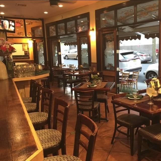 Newark İlçesindeki Restoranlar, New York / Tri-State Area