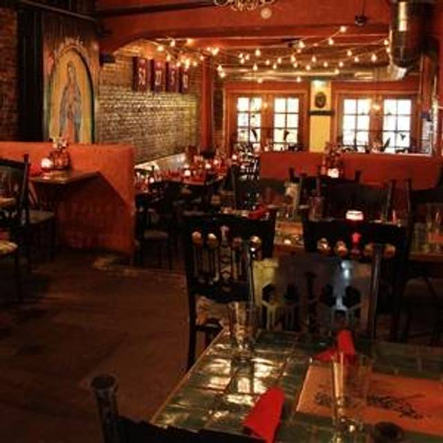Blue Agave Restaurante Y Tequileria Baltimore Cuisine Mexican