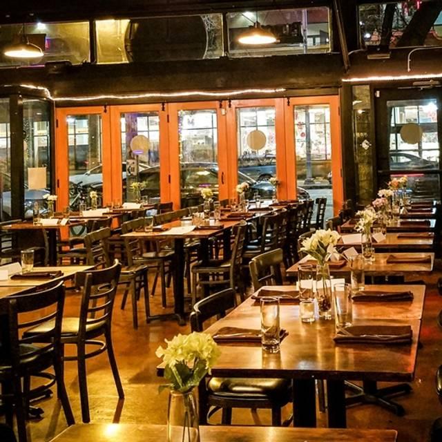 Pizzeria 88. Seattle Seattle