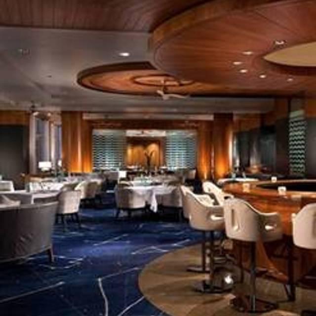Blue by Eric Ripert at The Ritz Carlton Grand Cayman