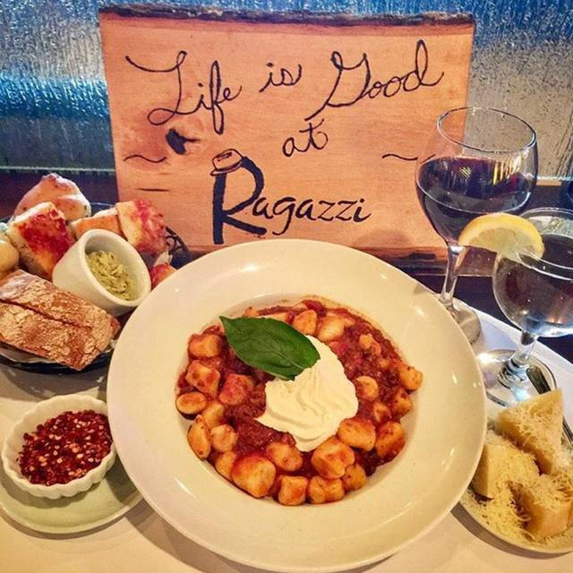 Ragazzi Italian Kitchen Bar