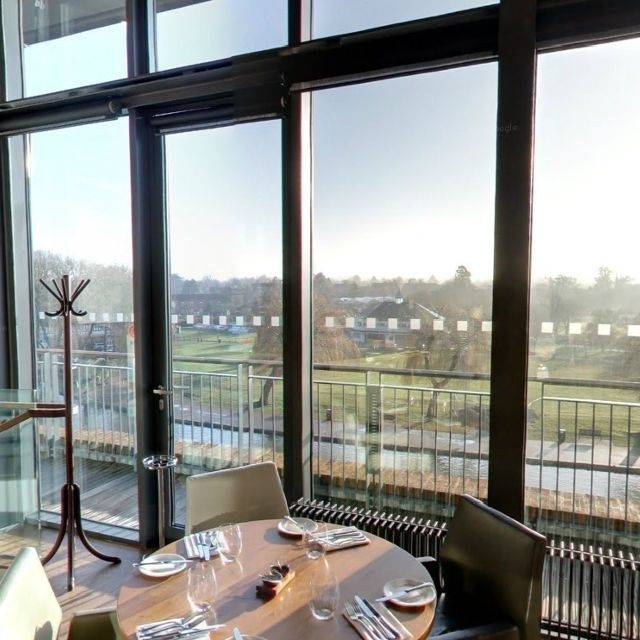 The Rooftop Restaurant At The Royal Shakespeare Company