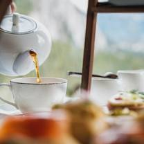 Rundle Lounge - Afternoon Tea - Fairmont Banff Springs Hotel