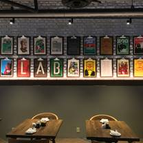 The Lab Bar And Kitchen Restaurant Birmingham Al Opentable
