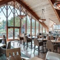 Brooks' Bar & Deck at Edgewood Tahoe