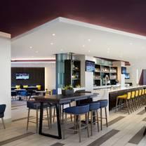 Pacifico Restaurant & Lounge @ Marriott Ventura Beach