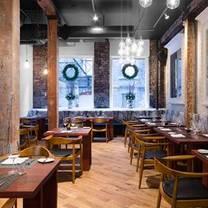 Woods Restaurant & Bar