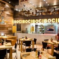 Cibo Wine Bar Yonge Street