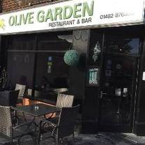 Permanently Closed Olive Garden Restaurant Bar Hull