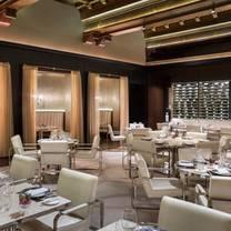 The St. Regis Restaurant