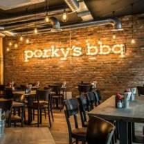 Porky's BBQ Bankside