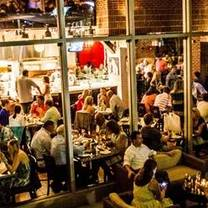 Jimmy V's Osteria + Bar - Downtown Raleigh