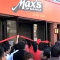 MAX'S RESTAURANT (Cuisine of the Philippines)