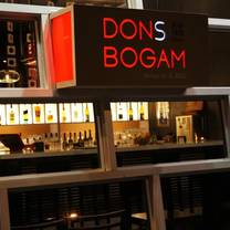 Don's Bogam BBQ & Wine Bar