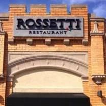 Rossetti Restaurant of Lynn