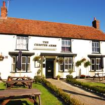 The Chester Arms Chicheley