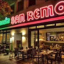 san remo kiel restaurant kiel sh opentable. Black Bedroom Furniture Sets. Home Design Ideas