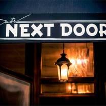 Dante Next Door