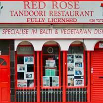 Red Rose Tandoori
