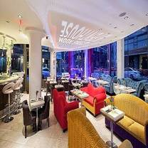 Toshis Living Room Penthouse Restaurant