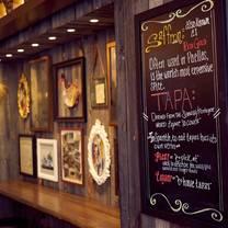 bota tapas and paella bar