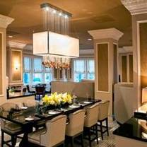 Landmark Restaurant - The Warwick Melrose Hotel Dallas