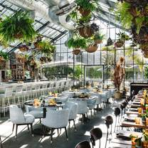 Commissary at the line hotel restaurant los angeles ca for The line los angeles