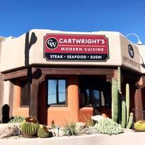 Cartwright's Modern Cuisine