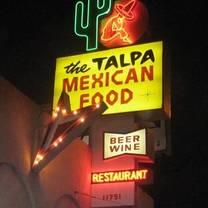 The Talpa Restaurant