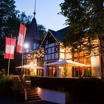 Restaurant in der Villa im Tal