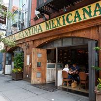 Hell's Kitchen Reservations | Tacuba Hell S Kitchen Restaurant New York Ny Opentable