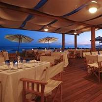 Tuna Blanca by Cafe des Artistes Del Mar