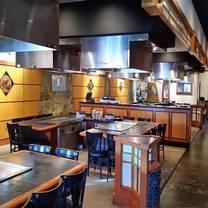 Musashi's Japanese Steakhouse