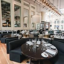 Glass Brasserie - Hilton Sydney